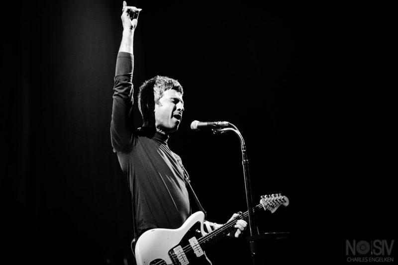 Noel Gallagher's High Flying Birds: Live im Mehr Theater, Hamburg