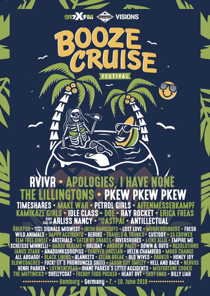 Booze Cruise 2018