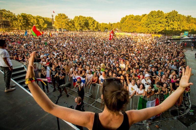 Sziget Festival by László Mudra
