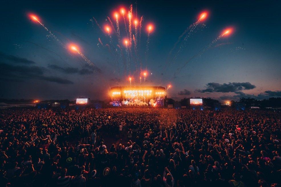 Deichbrand Festival 2018: Fotocredit Ulf Duda